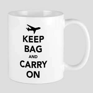 Keep Bag and Carry On Mug