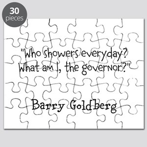 Hygenic Governor Puzzle