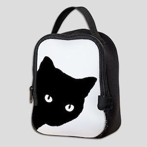 Meow Neoprene Lunch Bag
