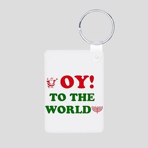 oytoworld1 Keychains