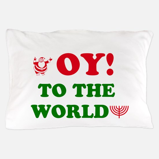oytoworld1.png Pillow Case