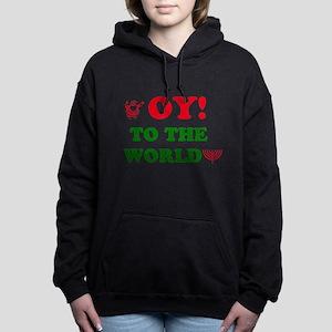 oytoworld1 Women's Hooded Sweatshirt