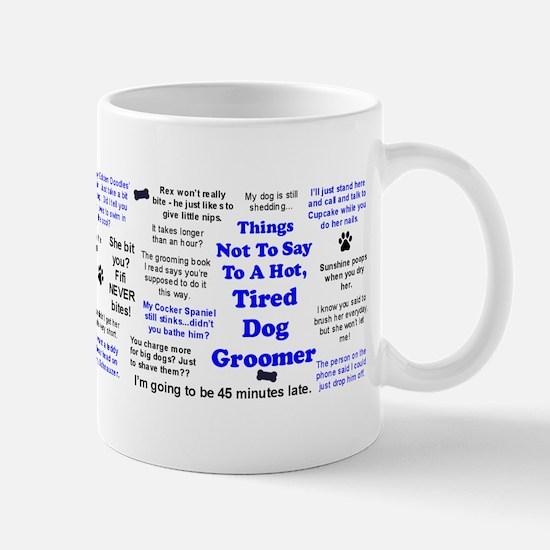 Cute Groomers Mug