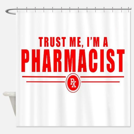 Unique School of medicine Shower Curtain