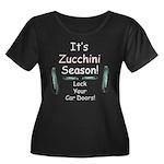 Zucchini Season Plus Size T-Shirt