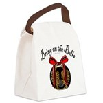 Bring On The Bells Canvas Lunch Bag