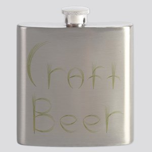 Wheat Craft Beer Flask