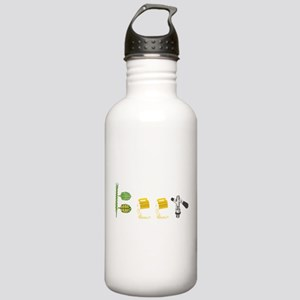Beer Stainless Water Bottle 1.0L