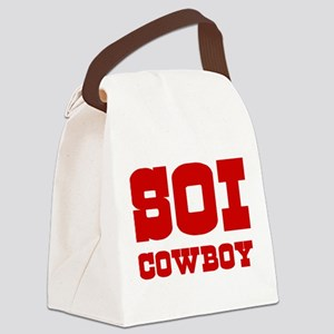 SOI COWBOY Canvas Lunch Bag