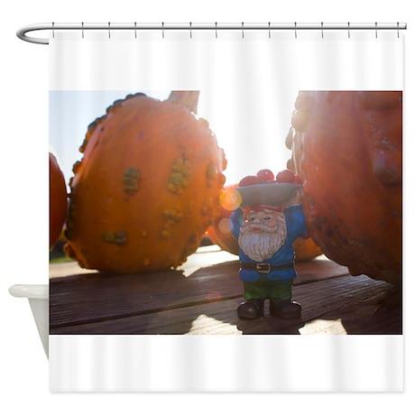 Phils Squash Shower Curtain