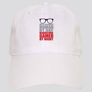 Human to Hardcore Gamer Cap