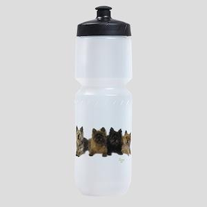 Cairn Terrier Friends Sports Bottle
