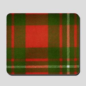 MacGregor Tartan Mousepad