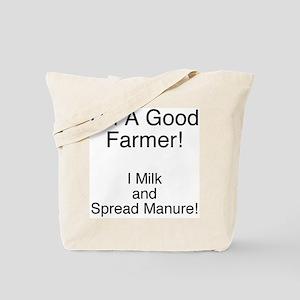 A Good Farmer Tote Bag