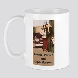 Bonnie and Clyde Mug