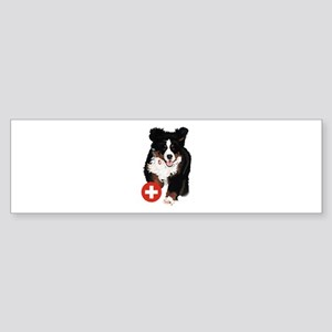 Liane Weyers Bernese Mountain Dog Artist Bumper St