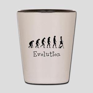 Evolution Shot Glass