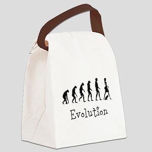 Evolution Canvas Lunch Bag
