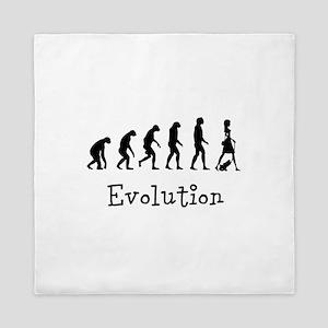Evolution Queen Duvet