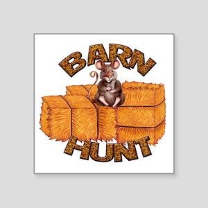 Barn Hunt Sticker