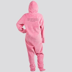 Understand Gray Footed Pajamas