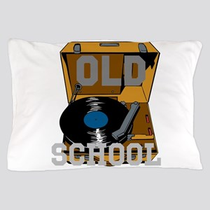 Old School Pillow Case