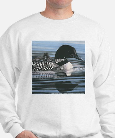 Common Loon Sweatshirt