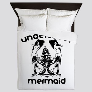 Undercover Mermaid Queen Duvet