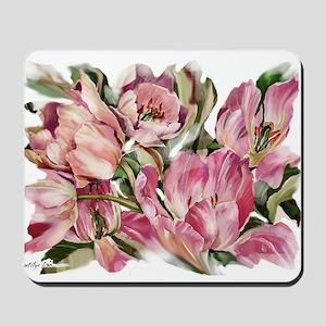 Tulip1 Design Mousepad