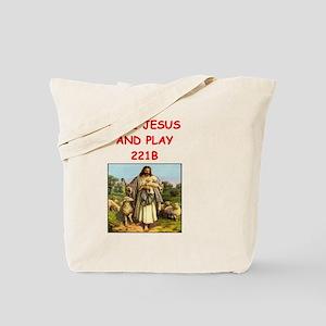 i love 221b Tote Bag