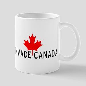 Invade Canada Mug