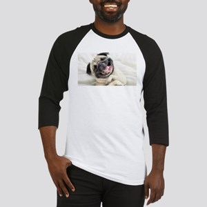 Pug Baseball Jersey