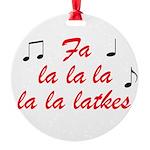 falalalalalalatkes Ornament