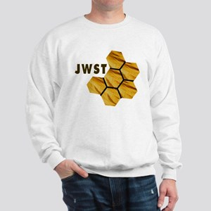 James Webb Mirror Logo Sweatshirt