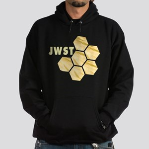 James Webb Mirror Logo Hoodie (dark)