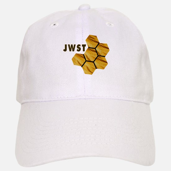 James Webb Mirror Logo Baseball Baseball Cap