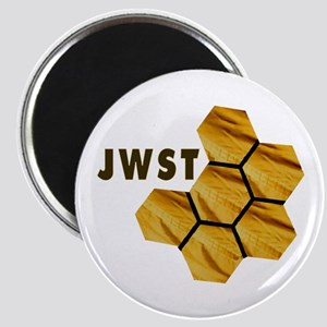 James Webb Mirror Logo Magnet Magnets
