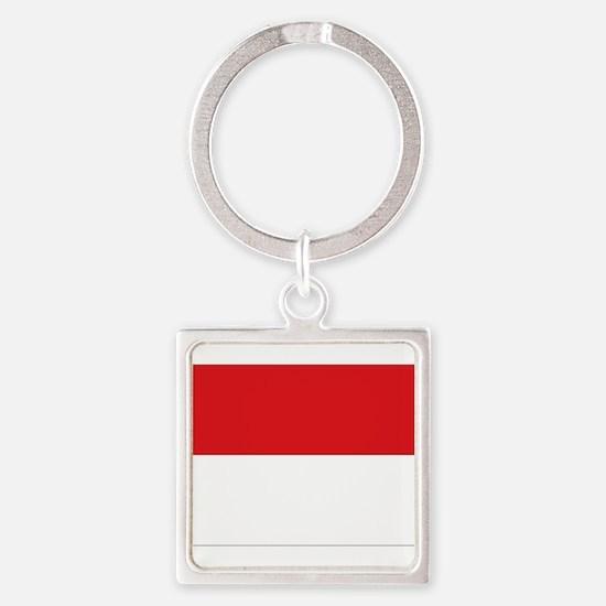 Sang Saka Merah-Putih Square Keychain