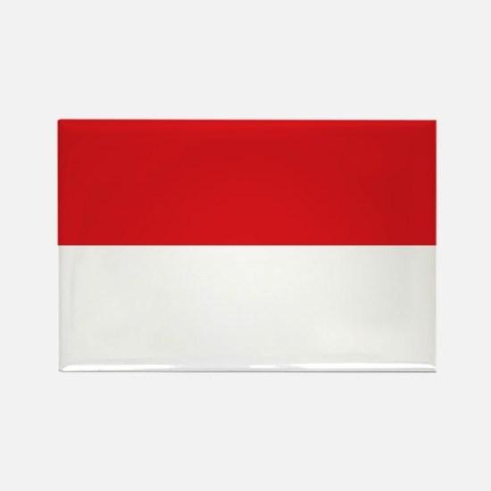Sang Saka Merah-Putih Rectangle Magnet