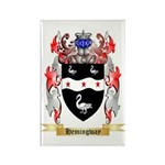 Hemingway Rectangle Magnet (100 pack)