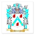 Hemings Square Car Magnet 3