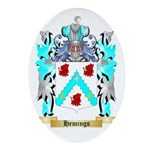 Hemings Ornament (Oval)