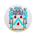 Hemings Ornament (Round)