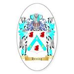 Heming Sticker (Oval 50 pk)