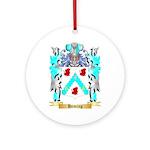 Heming Ornament (Round)