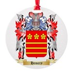 Hemery Round Ornament