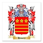 Hemery Square Car Magnet 3