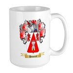 Hemeret Large Mug