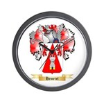 Hemeret Wall Clock