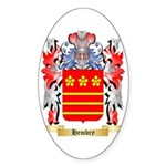 Hembry Sticker (Oval 50 pk)